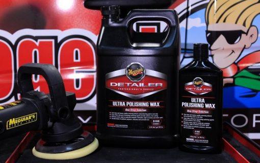 D166 Meguiars Ultra Polishing Wax 002