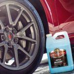 Chăm sóc lốp xe tại nhà