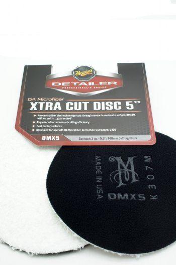Meguiars Dmx5 Microfiber Xtra Cut Disc 5inch 01 2103 Detail