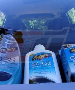 Meguiars Perfect Clarity Glass Polishing Compound 236ml 1