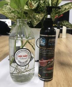 Dưỡng nhựa đen Nano Plastic