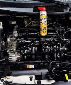Dầu Chống Rỉ Bảo Vệ Khoang động Cơ Sonax 339400 Sonax Mos2oil M. Easyspray