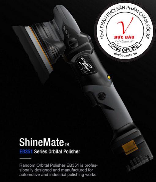 Máy đánh bóng lệch tâm dùng pin EB 351 Shinemate