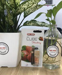 Nuoc Hoa Mafra Treo Xe O To Cube Strawberry