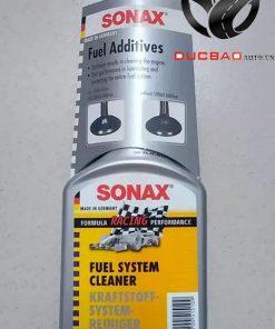 Dung dịch vệ sinh hệ thống xăng Sonax 515100