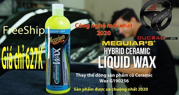 Liquid Ceramic Wax