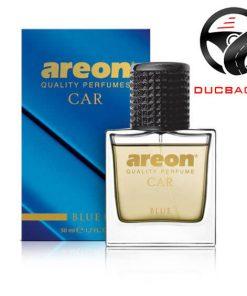 Nước hoa ô tô Car Blue Perfume 100ml Areon