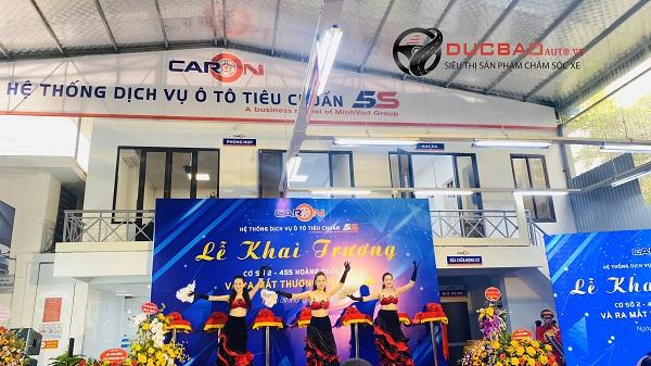 Khai Truong Car On Hoang Quoc Viet