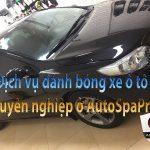 Danh Bong O To Chuyen Nghiep