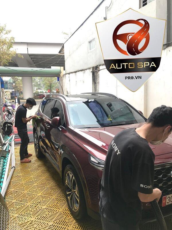 Dich Vu Danh Bong O To Auto Spa Pro