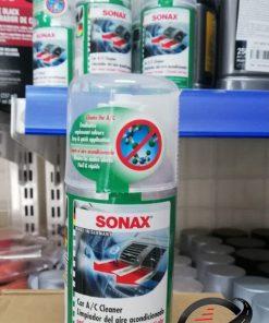 Khu Mui Dieu Hoa O To Sonax Car Ac Cleaner 323100